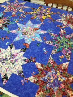 Stars and Butterflies workshop at Yarnia. www.yarnia.co.uk