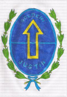 escudo de gooldchin justin