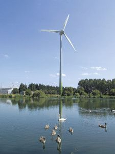 The British Royal Society for the Protection of Birds (RSPB) is teaming up with the world's first green energy company, Ecotricity to develop more environmentally friendly site selections for renewable energy installations.