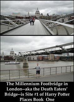 London's Millennium Footbridge