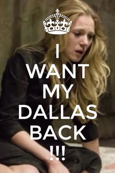 #savedallas !!!!!!!!
