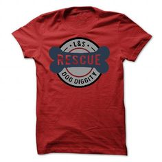 Rescue Dogs  - #disney shirt #tshirt refashion. CHECK PRICE => https://www.sunfrog.com/Pets/Rescue-Dogs-4202-Red-58151557-Guys.html?68278
