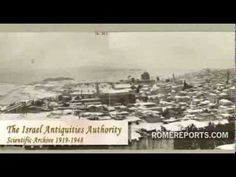 http://es.romereports.com Una página web permite descubrir, sin moverse de casa, la historia reciente de Tierra Santa a través de textos históricos, dibujos e incluso fotografías.