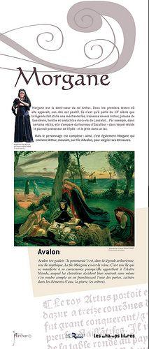 Arthur-8 (Morgane) by Médiathèque Départementale d'Ille et Vilaine on Flickr