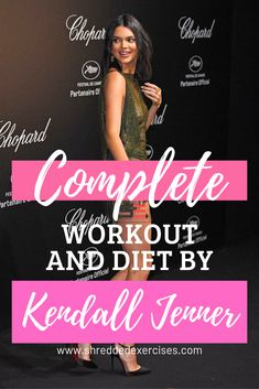Workout routine and diet meal plan for women by Kendall Jenner. Lose weight and lose belly fat by this workout and diet plan right now. For only 11 minutes a day, you can get six pack abs easy. See more now. #ModelDietPlan Kris Jenner, Kendall Jenner Workout, Kendall Jenner Body, Weight Loss Meals, Diet Plans To Lose Weight, Kourtney Kardashian, Robert Kardashian Jr, Celebrity Diets, Celebrity Workout
