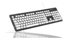 Logitech's Washable Keyboard Ends Spill Nightmares