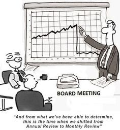 CORPORATE VOICE: Board To Death: The Story Of A Corporate Demise