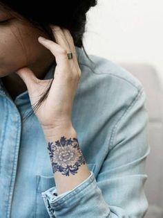 Idée tatouage poignet