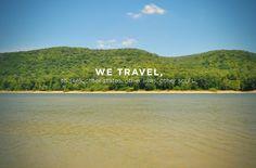 We travel <3