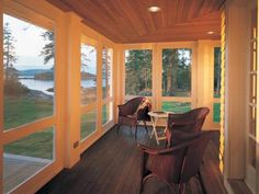 Get tips for taking your tired porch walls to the next level.
