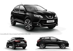 Nissan Qashqai Premier Limited Edition 2014