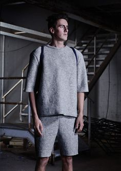 Apollonius is an Oslo based menswear brand with a vision to create streetwear and masculine apparel with a touch of feminine aesthetics. Ethical Fashion, Mens Fashion, Custom Made, Street Wear, Menswear, Normcore, Wool, Shorts, T Shirt