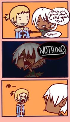 thewonderfulworldofsweettart:    dragonagestuff:    Pooor Anders. [I don't know the author :(]    IT'S ME.  MEEEEEEE. I'M THE AUTHOR SDFKG.  s-so happy man I feel ~tumblr famous~    Finally i've found you and NAO i can credit you! so much love for this comic! :3