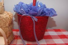 Wizard of Oz Centerpiece Ideas | Wizard of Oz Party Decorations
