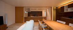 Architecture, Beautiful Modern Japanese Kitchen: Modern Japanese Architecture which is Unique and Attractive