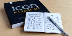 Creating icons is a fine art. The Icon Handbook