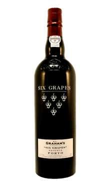 Graham's Six Grapes Reserve Port NV