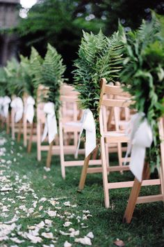 #Wedding #flower ideas - foliage and plants http://www.weddingandweddingflowers.co.uk/article/1368/green-and-gorgeous-pretty-plants-and-fabulous-foliage-for-your-wedding-day-blooms