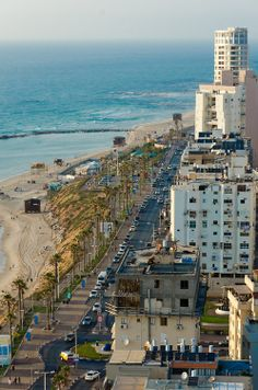 Tel Aviv, #Israel Explore the World with Travel Nerd Nici, one Country at a Time. http://TravelNerdNici.com