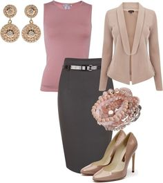 80 Elegant Work Outfit Ideas in 2017  - Are you looking for catchy and elegant work outfits? We all know that there are several factors which control us when we decide to choose something to... -  work-outfit-ideas-2017-75 .