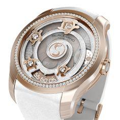 BlackSand white see turtle watch