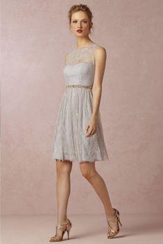 BHLDN vestido de novia colección Otoño - Invierno 2014/15.