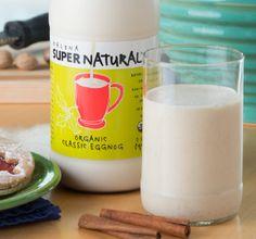 Kalona SuperNatural: Homemade Egg Nog
