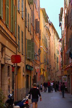 Vieux Nice - Nice, Provence-Alpes-Cote-dAzur