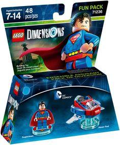 71236 Superman Fun Pack