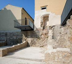 Principia Archaeological Park / Nenad Fabijanić