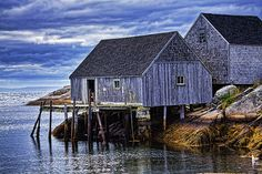 """""""End of the Day in Atlantic Canada"""" by Tatiana Travelways #architecture #NovaScotia"""