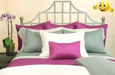 #stylish Bamboo Sheets and Bedding by #Home Source International will provide the softest, most comfortable night's sleep you could ever hope to experience. Bamb...