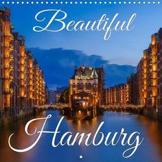Beautiful Hamburg - CALVENDO calendar - http://www.calvendo.co.uk/galerie/beautiful-hamburg/ - #calendar #hamburg