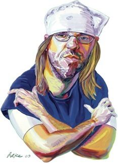 "An excerpt from ""Every Love Story is a Ghost Story,"" D. T. Max's biography of David Foster Wallace: http://nyr.kr/Shl6ZD"