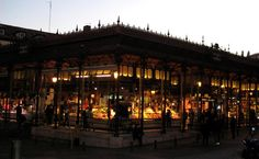 """Mercado San Miguel in Madrid from """"Making Madrid Markets More Modern"""""""