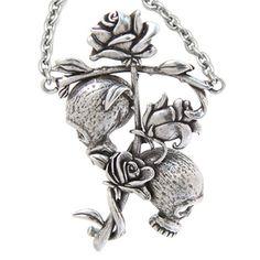 Till Death Do Us Part Necklace by Controse - InkedShop - 1
