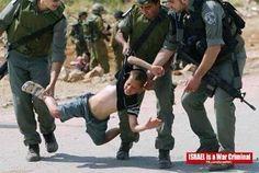 "Since Sept 2000 Israel has arrested  imprisoned over 7000 Palestinian children #BoycottIsrael pic.twitter.com/im5xjBlzSv via @PalAnonymous"""