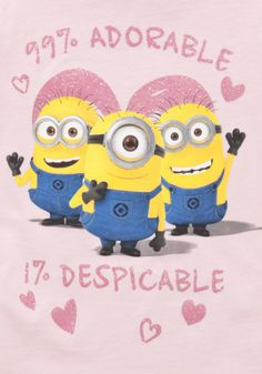 Clothing at Tesco | Universal Studios Despicable Me Minion T-Shirt > tops > Despicable Me > Character Shop