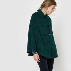 Manteau long femme benetton