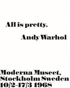láminas de inspiración nórdica Andy Warhol Moderna Musset