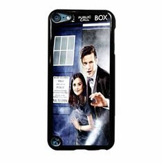 Doctor Who Matt Smith and Clara iPod Touch 5 Case