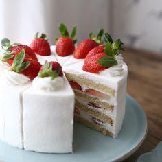 #딸기케이크  #딸기쇼트케이크 #strawberrycake #딸기케익 #딸기생크림케이크 #생크림케익 #베이킹 #baking #디져트 #dessert #메종올리비아 #베이킹클래스 #bakingstudio #bakingclass #대구베이킹클래스
