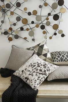 Soft furnishings and wall art available...