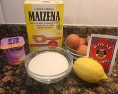 Bizcocho de Maizena y yogur muy esponjoso Receta de javilowin@gmail.com- Cookpad Cake Recipes, Dessert Recipes, Pan Dulce, Mets, Flan, Sin Gluten, No Bake Desserts, Low Carb Recipes, Bakery