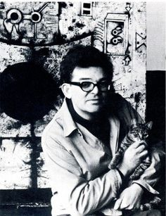 Mikuláš Medek (November 3, 1926, Praha - August 23, 1974, Praha) was a Czech painter. He was a grandson of impressionist painter Antonín Slavíček and son of general of the Czechoslovak Army and catholic writer Rudolf Medek. He is considered one of the most important exponents of the Czech modern painting in the post-war period.[1] He was the husband of the photographer Emila Medková.[
