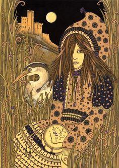 Aife by Anita Inverarity