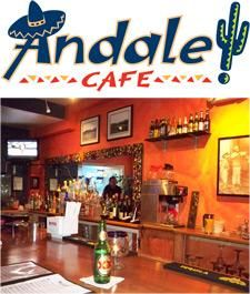 Andale Cafe is a family restaurant serving traditional Mexican cuisine Located at the Junction of Route 39 and 124 in Historic Downtown Harwich. If you're looking for authentic Mexican food on Cape Cod, then this is the place for you! Try one of our great Margaritas or Mexican Beers in our bar! Cape Cod Restaurants