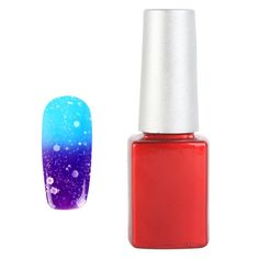 YESURPRISE Temperature Change Color Soak Off Nail Art UV Gel Polish Glitters DIY Decoration 015 *** This is an Amazon Affiliate link. You can get additional details at the image link.