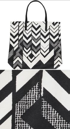 """ZIGZAG big shopper 