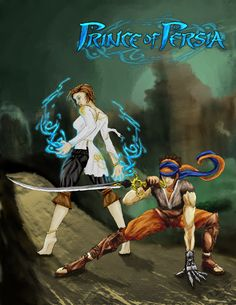 Full Version PC Games Free Download: Prince of Persia Full PC Game Free Download